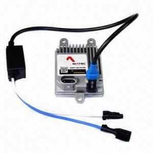 Quality CanBus Xenon ECU Lighting HID Ballast, 12V, 35W/55W for sale