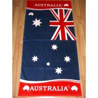 Quality Flag Beach Towels for sale