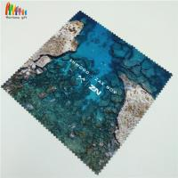 China Microfiber screen lens cleaning cloth on sale