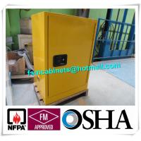 Storage Flammable Safety Cabinets For Liquid , Industry Paint Safety Storage Cabinets