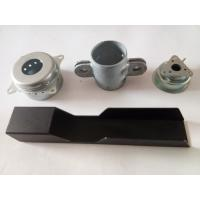 China Small Stainless Steel Stamped Machine CNC Parts With Zinc Plated on sale