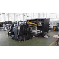 Quality Automatic die-cutter and creaser, auto feeding die cuting machine 1100/1300/1500mm for sale