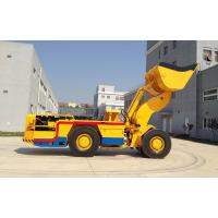 Buy cheap DC 24V 3 CBM Underground Tunnel LHD Mining Equipment High Efficiency from wholesalers