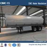 Quality 2 axles 30000 liters fuel tanker semitrailer for sale