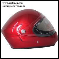 Quality Hang gliding helmet for sale GD-F Red colour EN 966 standard Made in China for sale