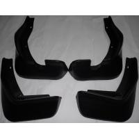 Quality Car Mud Flaps For Honda Fit GD6 Aftermarket Black Rubber Spare Replacement for sale