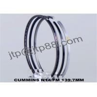 Quality 4089811 Diesel Engine Parts With Three Ring Piston Ring For CUMMINS N14 for sale