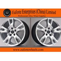Buy cheap 20 Inch Black Machined European Wheel Replica Car Alloy Wheels / Car Wheel Rim from Wholesalers