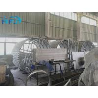 Quality Air Cooled Refrigeration Industrial Cold Room Customized Dimension Anti Corrosion for sale
