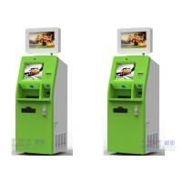 Quality Cash Dispenser Medical Healthcare Kiosk 22 Inch LCD Advertisng Display For Patient for sale