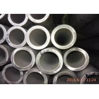 China 825 Seamless Nickel Alloy Pipe Chemical Composition / Hardness For Acid Production on sale