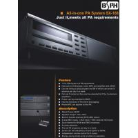 Quality Extend 5 Channels And 480w Amplifier Pa System Suitable All In One Pa System for sale