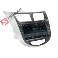 Rockchip PX3 7 Inch 2 Din Android Car DVD Player For Hyundai Verna