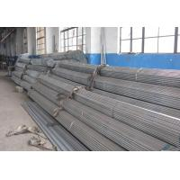 Quality Electrical Resistance Welded Galvanized Water Pipe / Galvanized Iron Pipe GB/T3091-2008 for sale