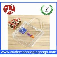 Moisture Proof Harrods Pvc Ping Bag Label Clear Eco Friendly At Whole