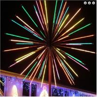 Quality 2015 good price waterproof high quality led firework light IP65 led tree light for sale