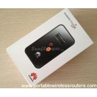 Quality Huawei E586E 21M Portable 3G Wireless Router with External Antenna Port for sale