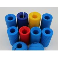 Quality Silicone Rubber Foam Handle Grips / Foam Bike Handlebar Grips Strong Wear Resistance for sale