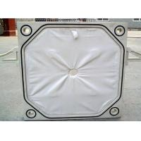 Quality PP / PE Materials Filter Press Plates 600G/M2 650G/M2 Weight Good Air Permeability for sale