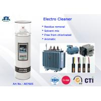 Quality Electrical Cleaner Spray for Cleaning Electro / Metal Surface Electro Degreaser 65 for sale
