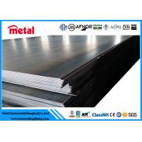 Quality A105 Mild Cold Rolled Steel Plate High Plasticity / Toughness Acid Resistant for sale
