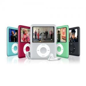 Quality Brand New Apple iPod Nano Video MP4 3RD player 512MB/1GB/2GB/4GB/8GB for sale