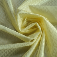 Quality dustproof  Polyester Warp Knitted Mattress Quilting Fabric 43D yarn for sale