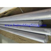 China Alloy 600, Inconel® 600 Nickel Alloy Pipe ASTM B165 and ASME SB165 on sale