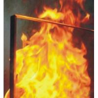Quality High Borosilicate Fire Resistant Glass, Commercial Building Fire Rated Glass for sale