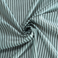 Quality Various Colors 220cm Custom Polyester Fabric Mattress Ticking Fabric 75g for sale