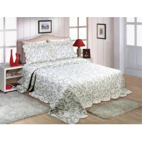 Quality Customized Graphic Printed Quilt Set King Size 260x280cm / 1 + 50x70cm / 2 for sale