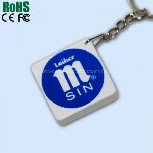 Buy Led Plastic flashing sound keychain at wholesale prices
