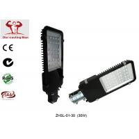 High Efficient SMD IP65 Aluminum LED Street Light Fixtures with CE , ROHS Approved