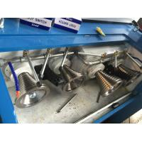 Buy cheap Industrial Aluminium Cone Wire Drawing Machine 0.2mm-0.8mm Outlet Diameter from wholesalers