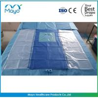 China Total Surgical Sterile Hip Replacement Drape with fluid colelction pouch on sale
