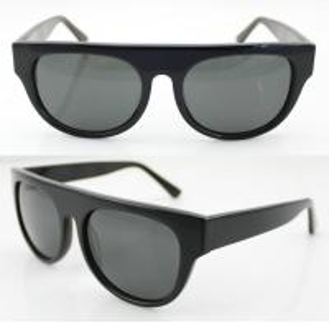 China Modern Women Acetate Frame Sunglasses , Polarized Sun Glasses on sale