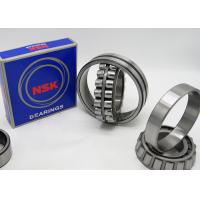 Quality Radial NSK Brass Roller Cage Bearing With Taper Bore 23032CA W33 for sale