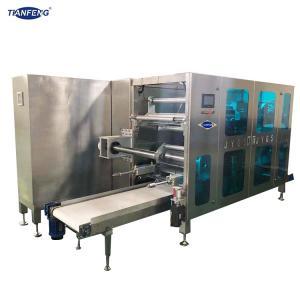 Quality Water Soluble PVA Film Liquid Detergent Pod Making Machine for sale