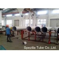 Quality UNS S32760 Welded duplex stainless steel grade 2205 EFW GasStress Corrosion for sale