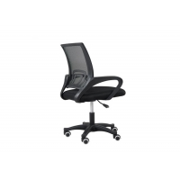 Quality Metal Base Soft Seat Office Swivel Chair Height Adjustable for sale