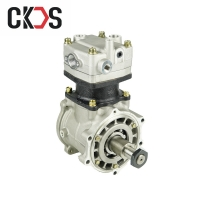 Buy cheap Hino 500 J08E Diesel Engine Pneumatic OEM 29100-3101 Air Brake Compressor from wholesalers