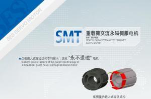 China Permanent Magnet Class H Winding 42Nm 380V AC Servo Motors on sale