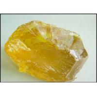 China Solid CAS 8050-09-7 Gum Rosin , Pine Resin WW Grade For Paints / Rubber on sale