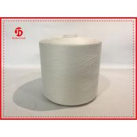 Quality High Tenacity Plastic Cone Dyed Polyester Yarn High Color Fastness for sale