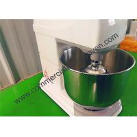 Quality Kitchen Electric Cake Mixer 304 Stainless Steel For Bakery Cake Process for sale