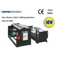 Quality Industrial Paper Slitter Rewinder Machine Non Woven Fabric Slitting Machine for sale