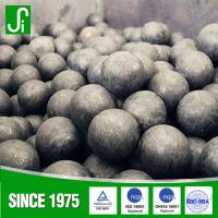 Quality DIA 25-150 mm Forged & Casted Grinding Steel Ball for mining and cement plant for sale
