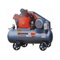 China Moded Pulp Screw / Reciprocating / Rotary Type Air Compressor Driven by Belt on sale