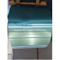 Quality Custom Aluminium Foil Stock DOS / Chromated Finish 130-155mpa Tensile Strength for sale