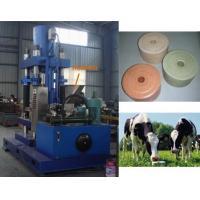 Quality cow salt licking brick making machine for sale